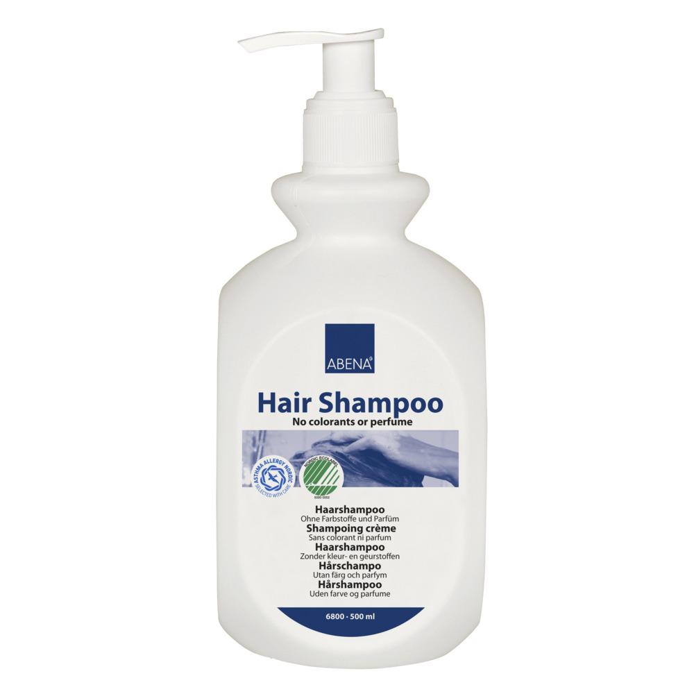 hårshampoo med farve
